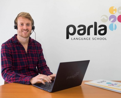 cursos ingles online Parla Barcelona